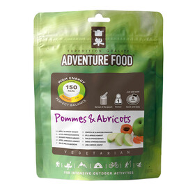 Adventure Food Einzelportion Apfel/Aprikosen Kompott 40g